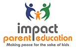 Impact Parent Education Logo